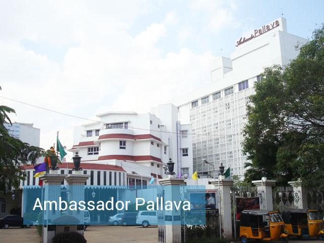 ambassadorpallava Ambassador Pallava