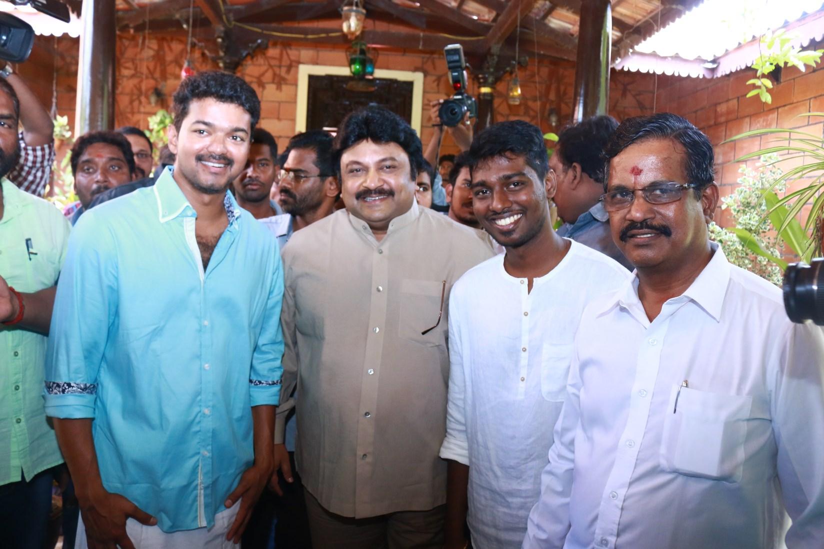 Vijay-59-Movie-Pooja-Stills-19 Homepage - Random