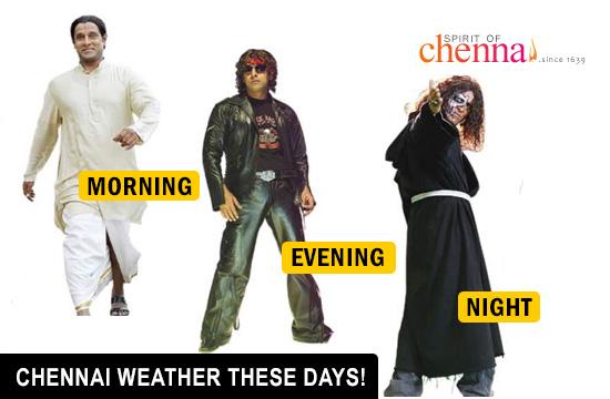 chennai-weather Chennai Weather These Days!