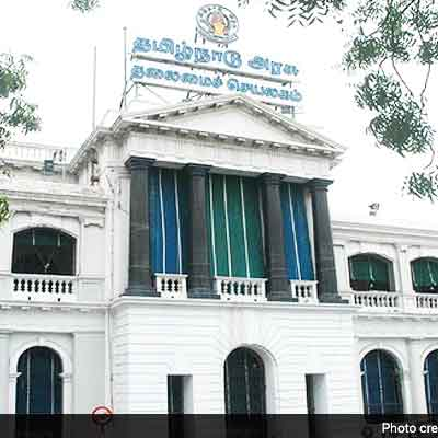 Tamilnadu Chief Secretariat