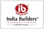IndiaBuilders_Logo Best Builders in Chennai