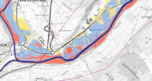 Chennai Flood Risk Map