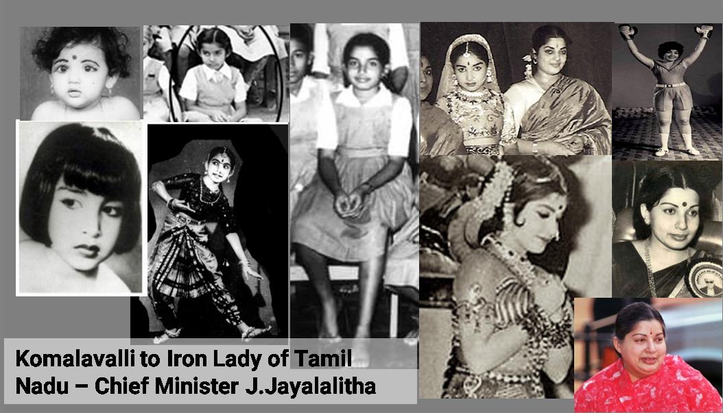 Life of Jayalalitha