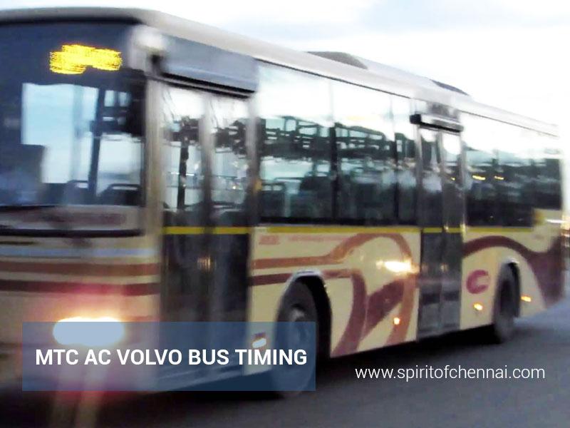 mtc-ac-volvo-timing MTC AC Volvo Buses Timing