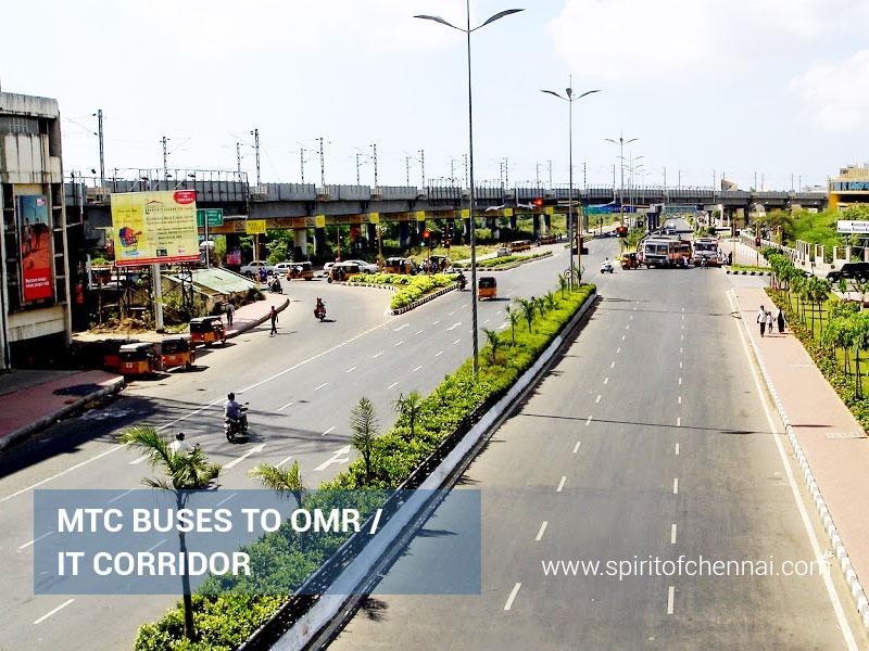 mtc-buses-omr MTC Buses to OMR