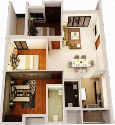 323953-387x420 New Apartments Flats in Velachery for Sale