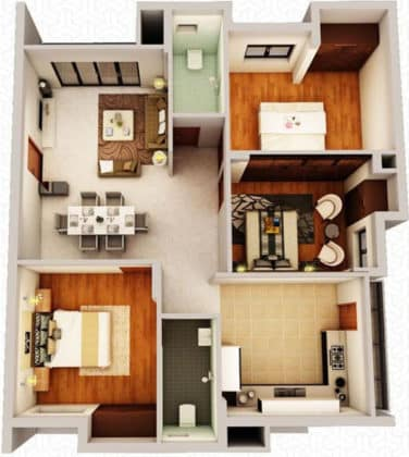 323955-376x420 New Apartments Flats in Velachery for Sale