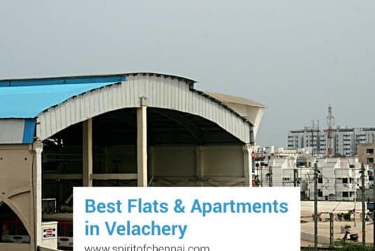 Apartments in Velachery