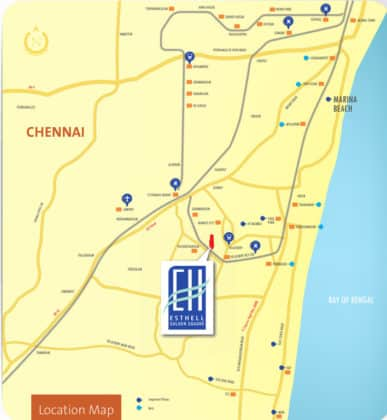 golden-square-location-plan-846774-387x420 New Apartments Flats in Velachery for Sale