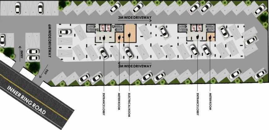 pine-ridge-block-1-and-2-cluster-plan-for-ground-floor-3933017-869x420 New Apartments Flats in Velachery for Sale
