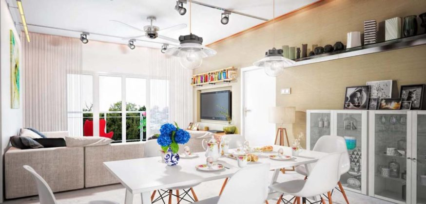 pine-ridge-dining-area-3928895-874x420 New Apartments Flats in Velachery for Sale