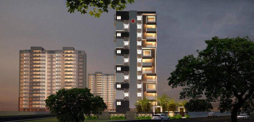 pine-ridge-elevation-3928715-874x420 New Apartments Flats in Velachery for Sale