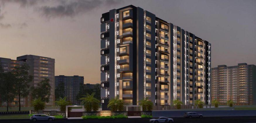 pine-ridge-elevation-3928716-874x420 New Apartments Flats in Velachery for Sale