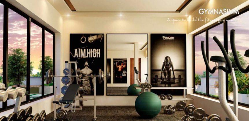 pine-ridge-gymnasium-3928853-861x420 New Apartments Flats in Velachery for Sale