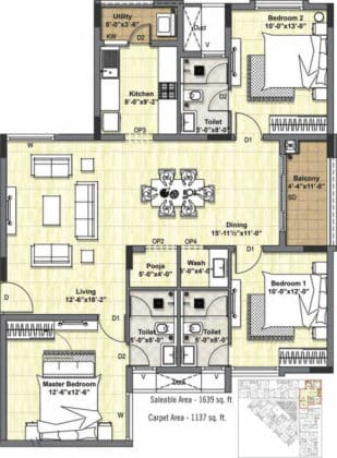 tuxedo-floor-plan-floor-plan-3127338-309x420 New Apartments Flats in Velachery for Sale