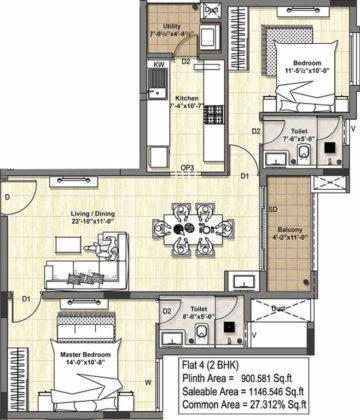 tuxedo-floor-plan-floor-plan-3127343-360x420 New Apartments Flats in Velachery for Sale