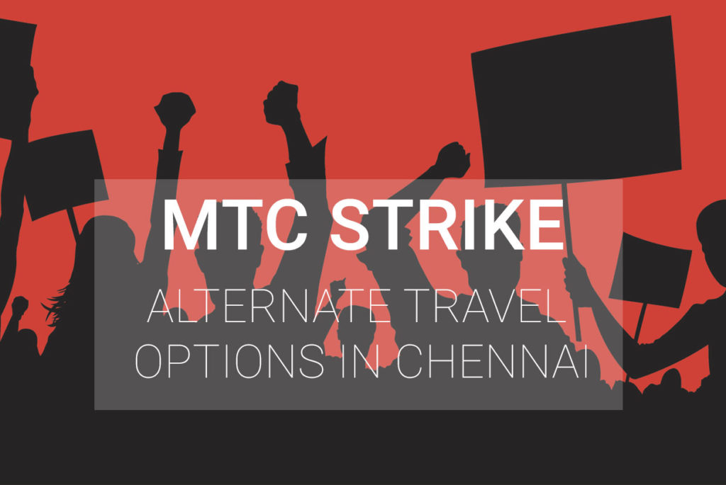 mtc-strike-1024x685 Travel within Chennai during MTC Bus Strike