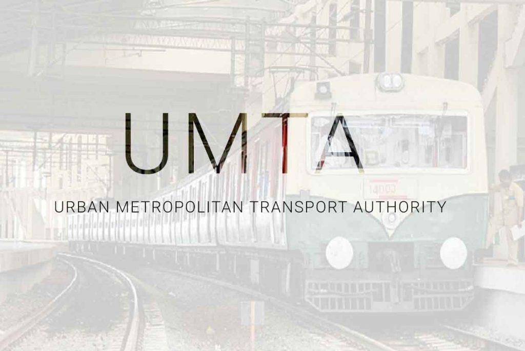 umta-1024x685 CUMTA - Urban Transit Authority For Chennai Notified