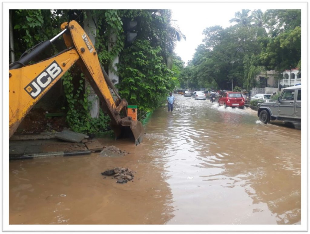 chamiers-flooding-1024x776 Preventing Flooding in Chennai - Best Efforts of Greater Chennai Corporation