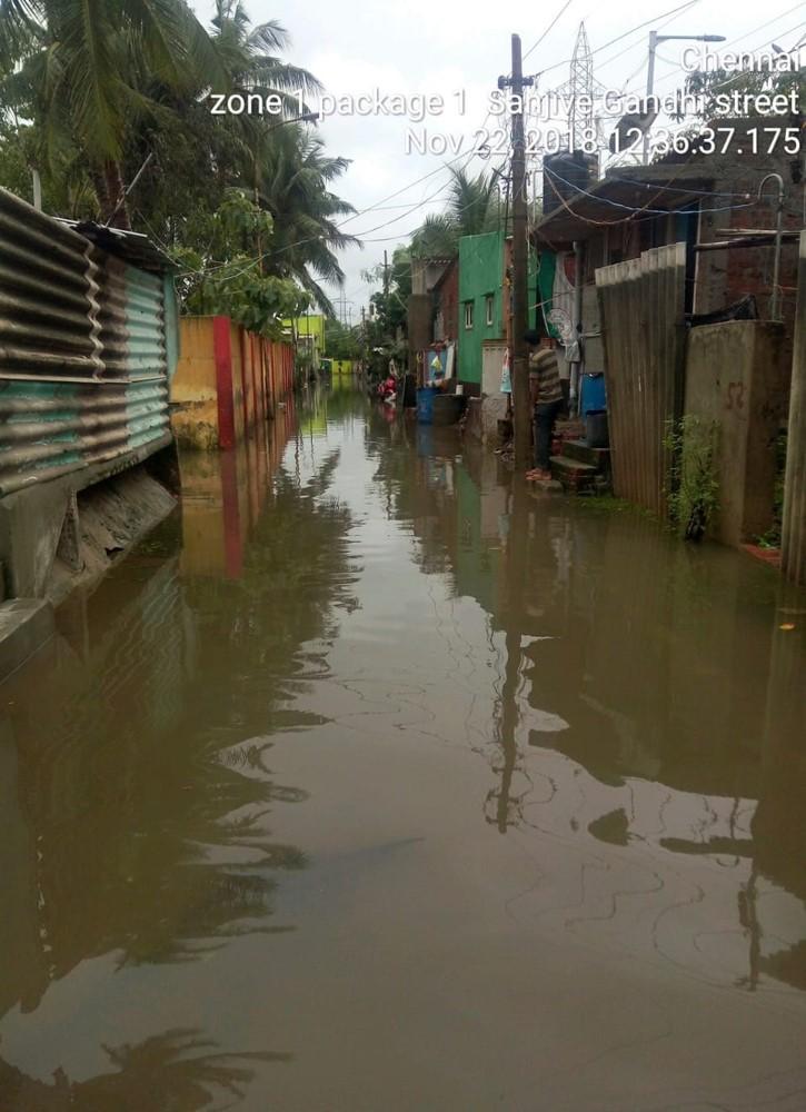 kargil-nagar-flooded Preventing Flooding in Chennai - Best Efforts of Greater Chennai Corporation