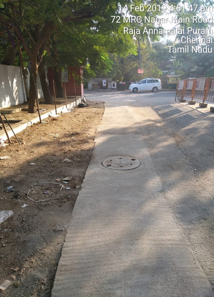 mrc-completed-swd Preventing Flooding in Chennai - Best Efforts of Greater Chennai Corporation