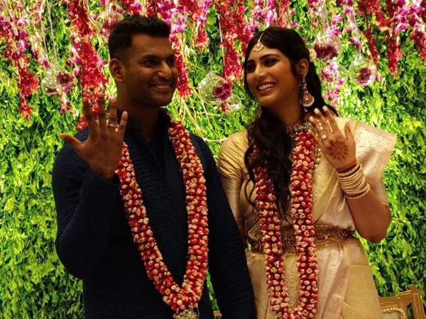 12-tdqqJLchedbid_medium Vishal - Anisha Engagement
