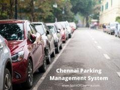 Chennai Parking Management System