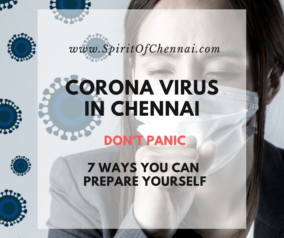 Corona Virus in Chennai