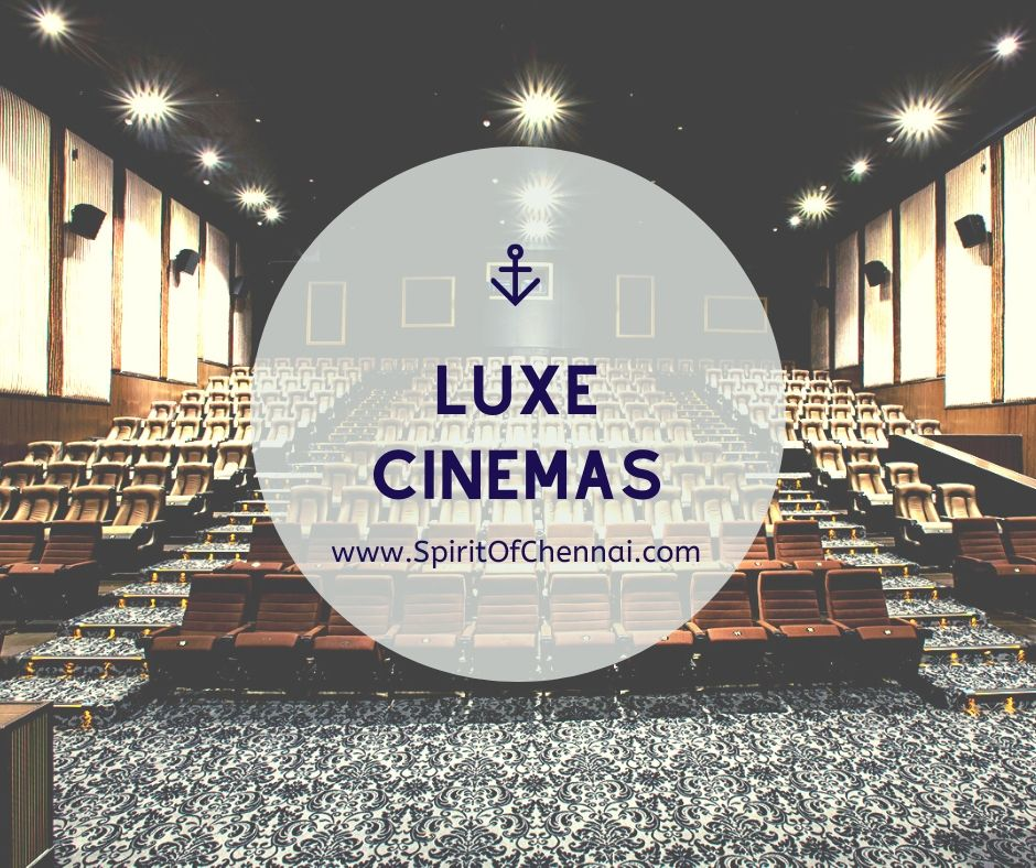 Luxe Jazz Cinemas in Phoenix Market City