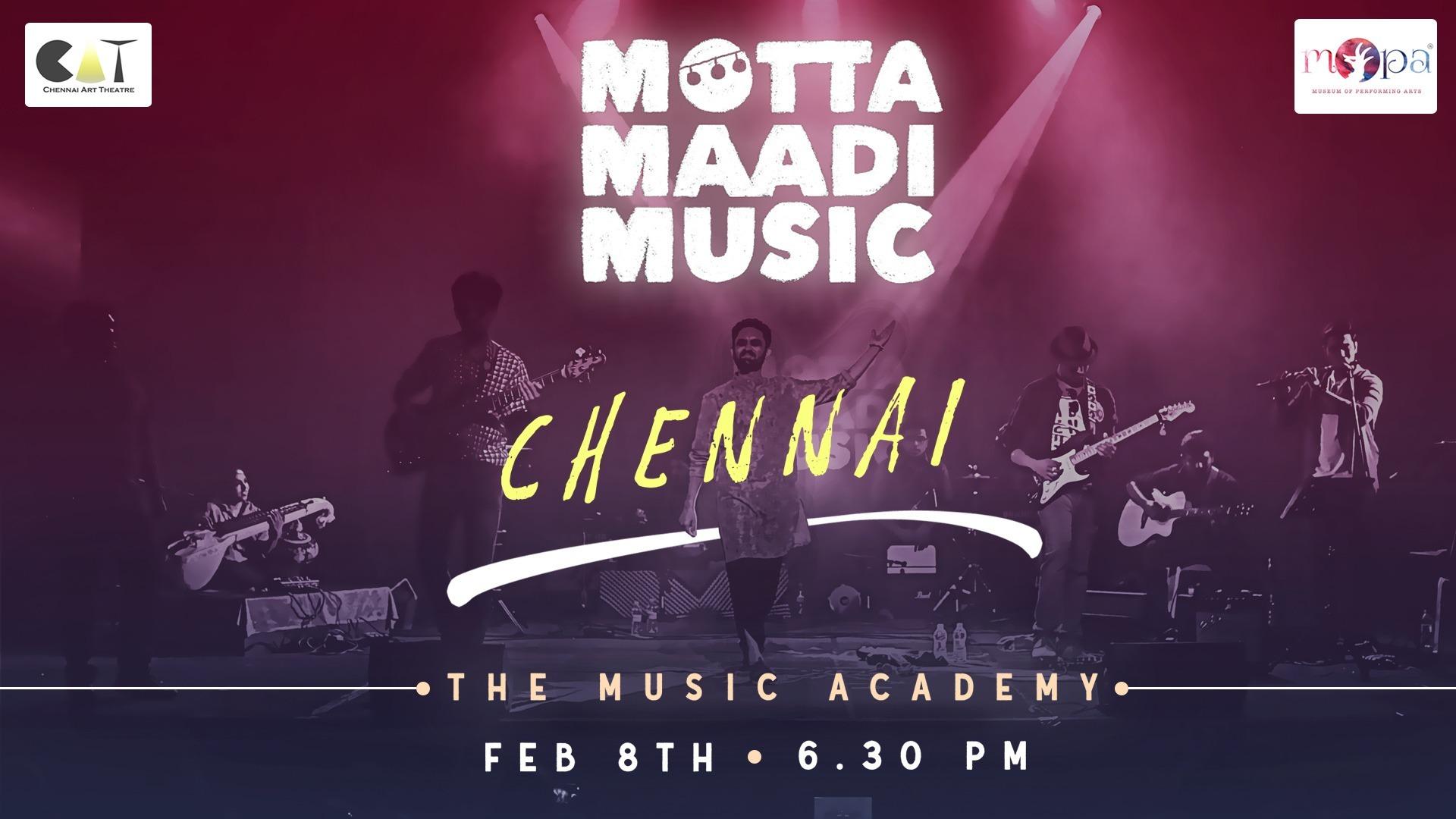 Motta Maadi Music - MOPA Foundation - Music Academy