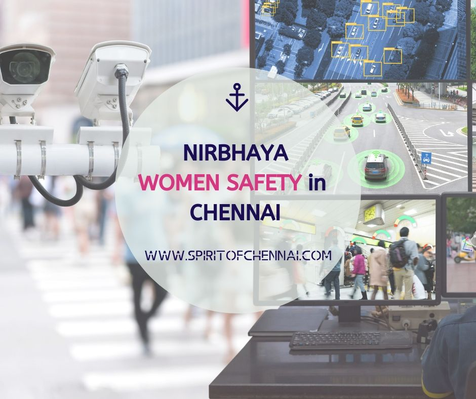 Nirbhaya - Women Safety in Chennai