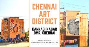 Kannagi Chennai Art District