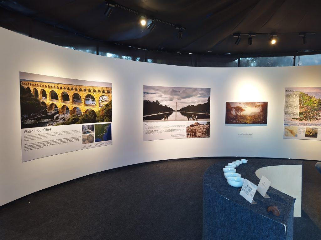 Pavillion 1- Water Matters Exhibition
