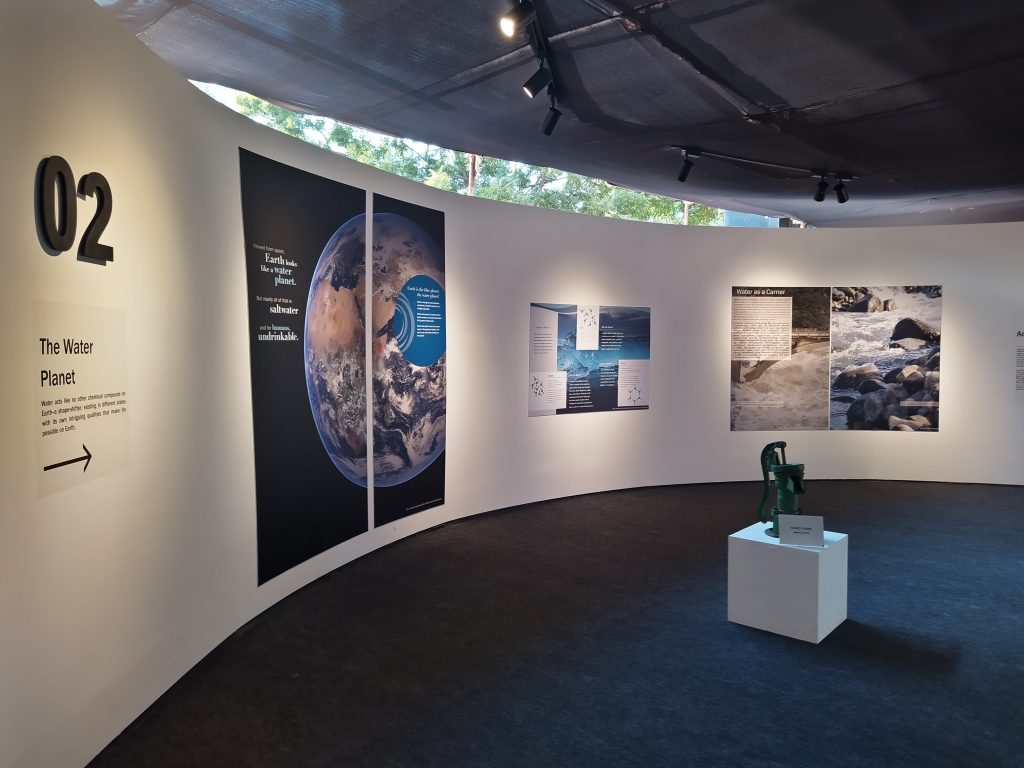 Pavillion 2- Water Matters Exhibition