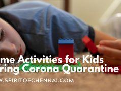 Activities for Kids During Corona Quarantine