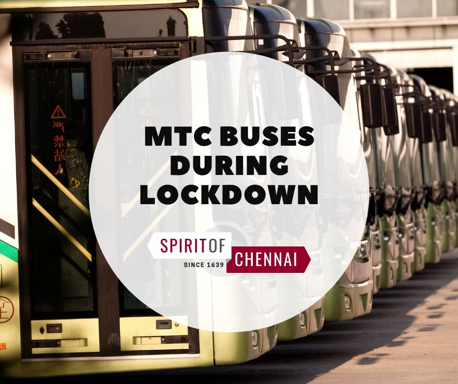 MTC buses operated during lockdown