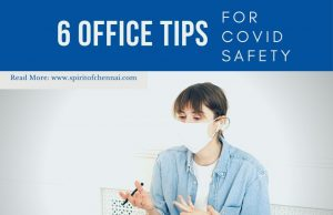 6 Office Precaution to prevent COVID