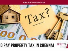 Chennai Property Tax Online Payment